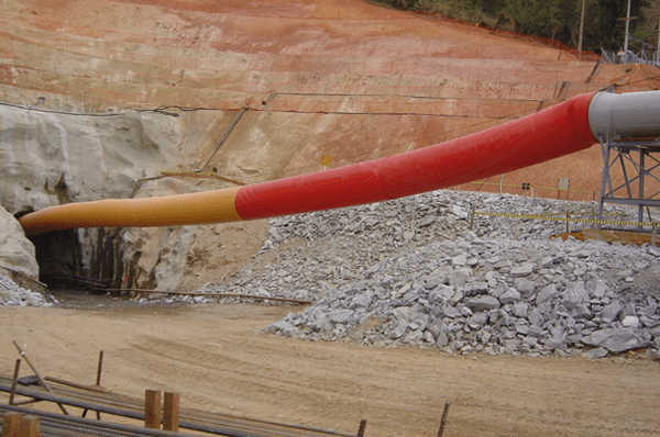 Serviço mineração e obras Viniflex