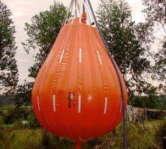 Produto balão para teste de carga Viniflex - thumbnail listagem
